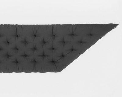 Cottoned Bay Window Trapezoid Cushion