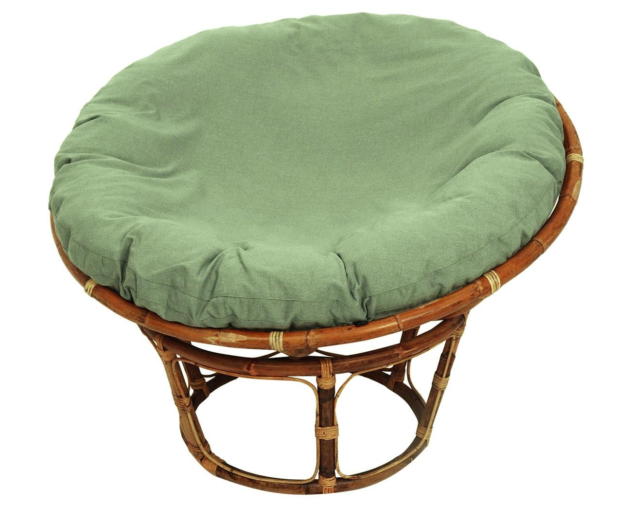 Papasan Chair Cushion Cottoned Shop