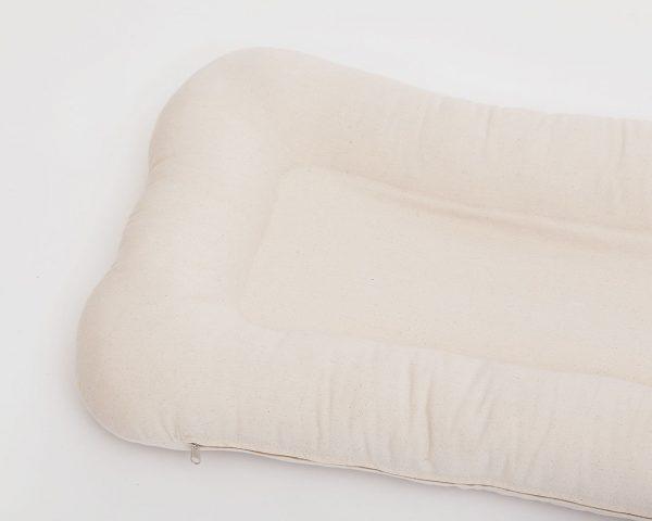 Cottoned co-sleeping cushion (2)