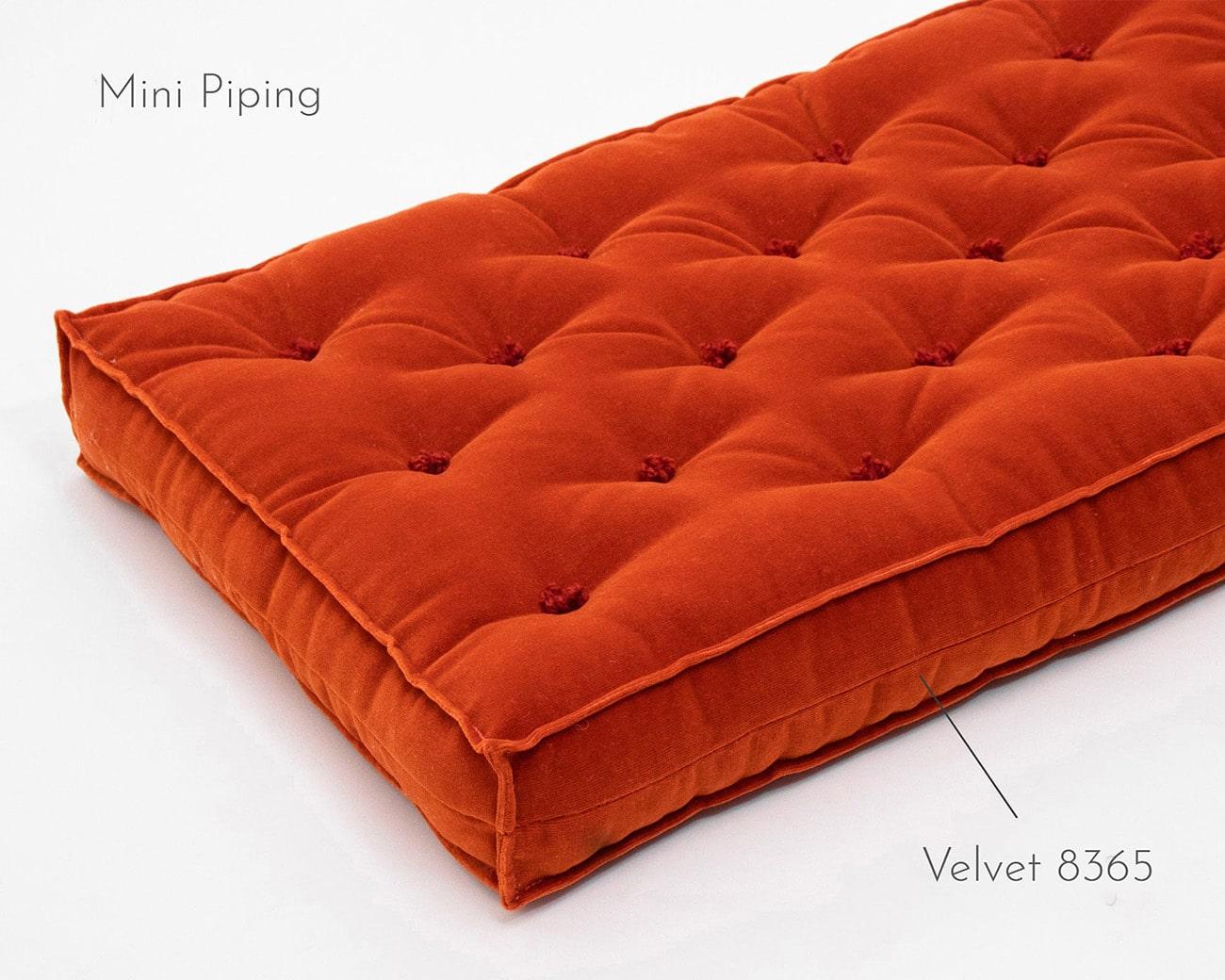 3 Tufted Cushion Cottoned Shop Handmade Bedding Decor